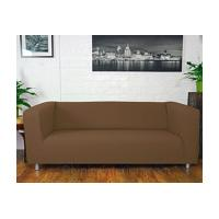 Slip cover to fit the ikea Klippan 4 seat sofa (250cm)